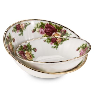 Royal Albert 4.5-Ounce Fruit Bowl in Old Country Roses