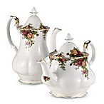 Royal Albert 42-Ounce Coffeepot in Old Country Roses