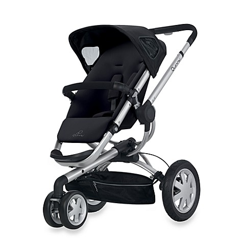 Quinny® Rocking Buzz Stroller in Black