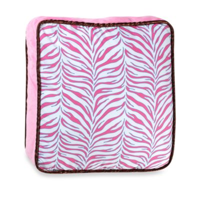 Caden Lane® Boutique Girl 14-Inch Square Toss Pillow