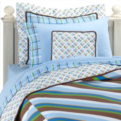 Caden Lane® Boutique Boy Twin Sheet Set