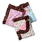 Caden Lane® Girl Blanket with Decorative Trim