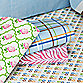 Caden Lane® Boy Fitted Crib Sheet