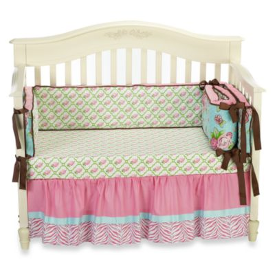 Caden Lane® Finley 3-Piece Crib Bedding Set
