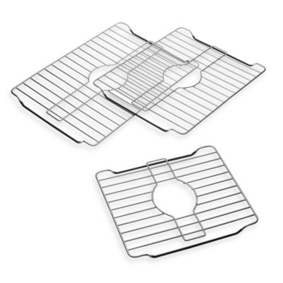 Stainless Steel Sink Protector Rack