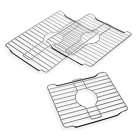 Stainless Steel Sink Protector Rack Www Bedbathandbeyond Com
