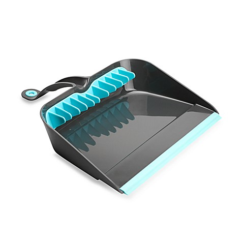 Quirky® Broom Groomer Dustpan