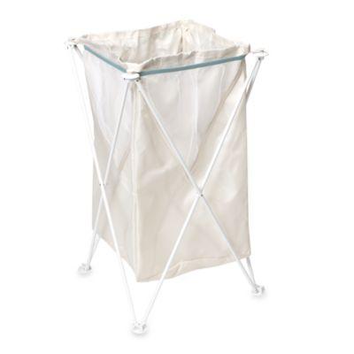 Real Simple® Fold-Away Hamper