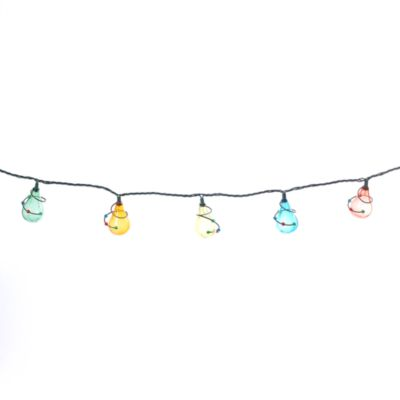 Rainbow Bulbs Light Set