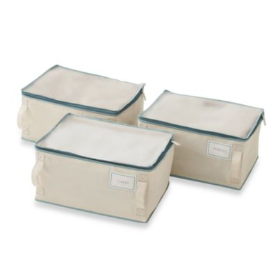 Real Simple® Medium Cedar Insert Storage Bag (Set of 3)