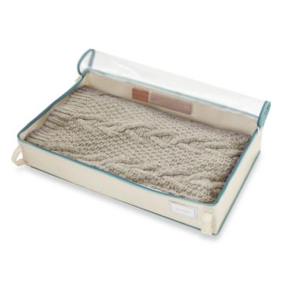 Real Simple® Cedar Insert Underbed Storage Bag (Set of 2)