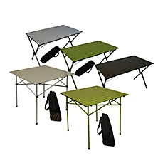 Large Aluminum Portable Table-In-A-Bag