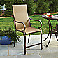 Steel Cast Sling Balcony Chair