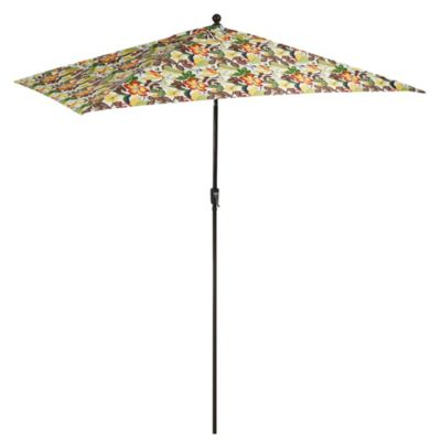 10-Foot Aluminum Rectangular Umbrella in Coventry
