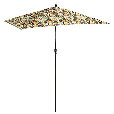 11.5-Foot Rectangular Aluminum Umbrella in Coventry