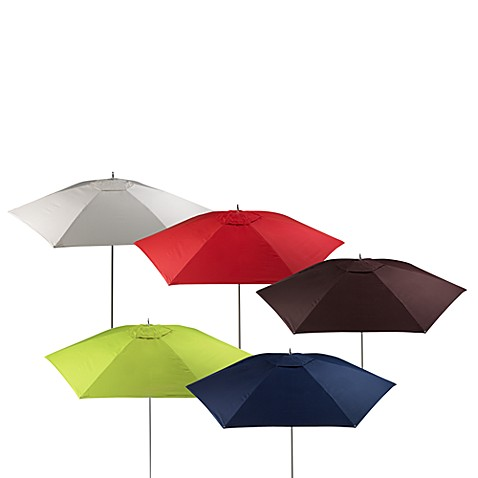 TUUCI™ 8 1/2' Classic Hexagonal Parasol Umbrella