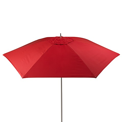 TUUCI™ 8 1/2-Foot Classic Hexagonal Parasol Umbrella in Red