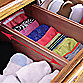 Cedar Dresser Drawer Dividers (Set of 2)