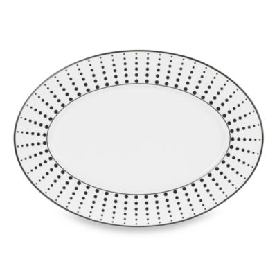 Mikasa® Cheers 16-Inch Dots Platter