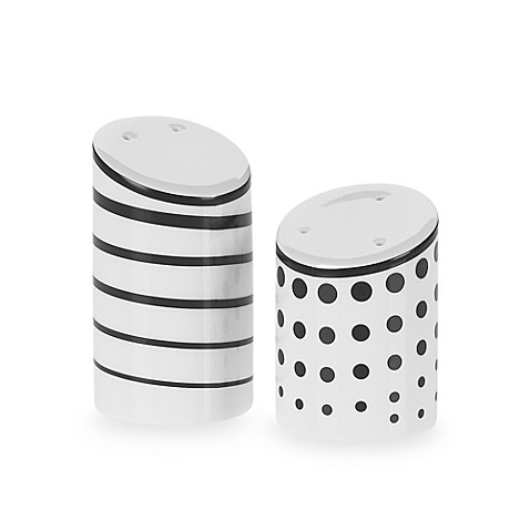 Mikasa® Cheers Salt and Pepper Shaker Set