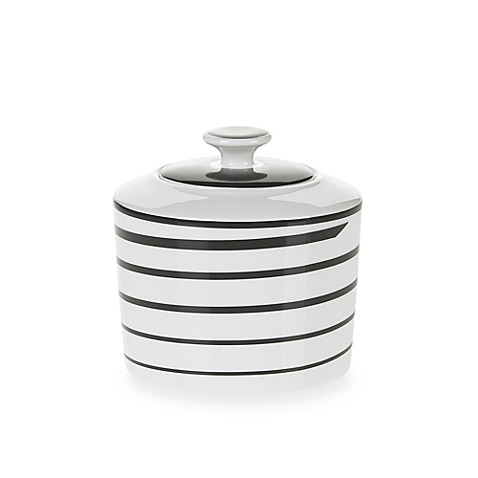 Mikasa® Cheers Spiral Covered Sugar Bowl