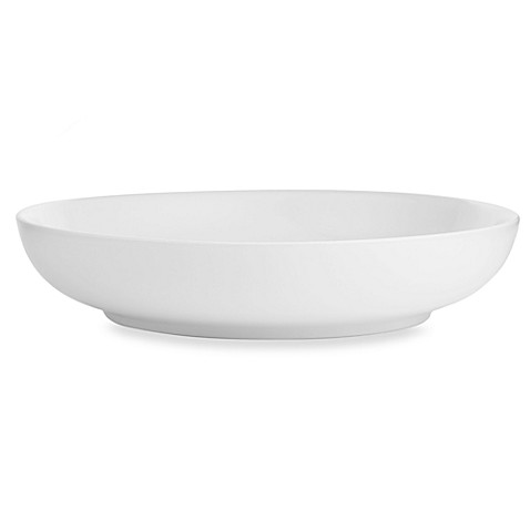 Noritake® Colorwave White 64-Ounce Round Vegetable Bowl