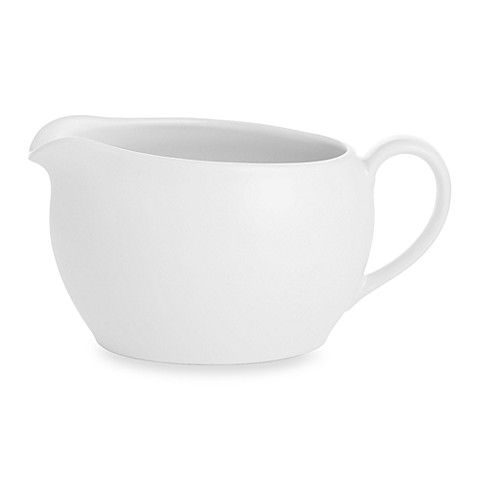 Noritake® Colorwave Gravy Boat in White