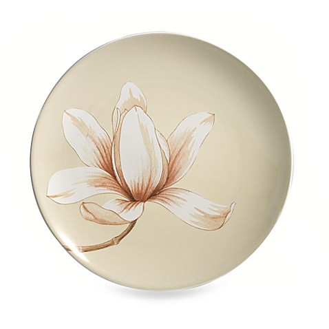 Noritake® Colorwave Floral Accent Plate in White