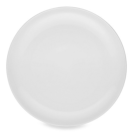 Noritake® Colorwave Coupe Round Platter in White