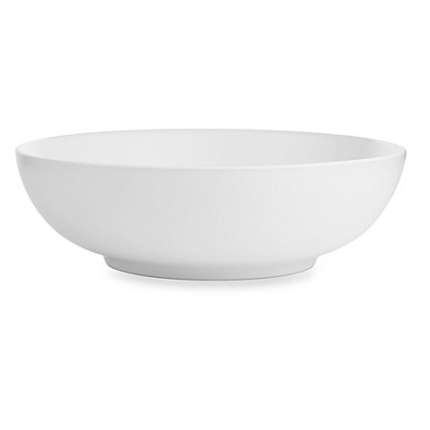 Noritake® Colorwave White 12-Inch 89 1/2-Ounce Pasta Serving Bowl