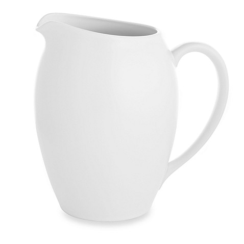 Noritake® Colorwave Pitcher in White