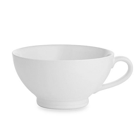 Noritake® Colorwave White 25-Ounce Bowl with Handles
