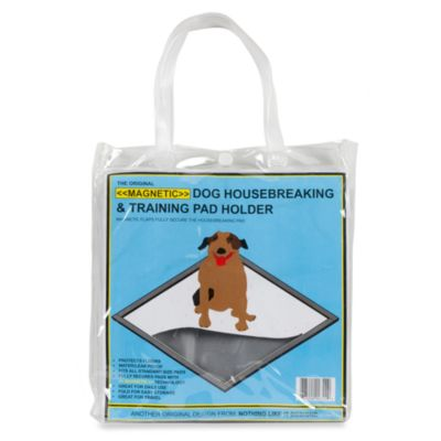 Magnetic Pet Training Pad Holder