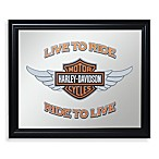 Harley-Davidson Winged Bar & Shield