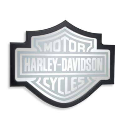 Harley-Davidson® Bar and Shield Mirror