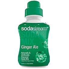 SodaStream Ginger Ale Sparkling Drink Mix