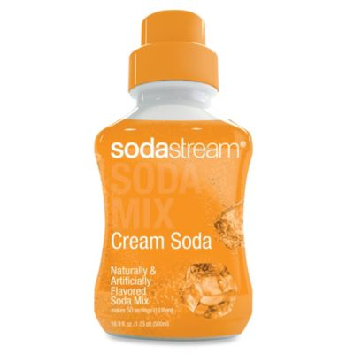 SodaStream Sodamix Flavor in Cream Soda