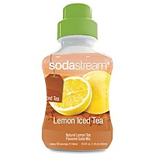 SodaStream Lemon Iced Tea Sparkling Drink Mix