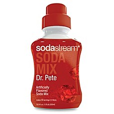 SodaStream Dr. Pete Sparkling Drink Mix