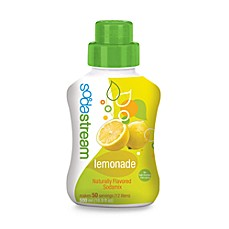 SodaStream Lemonade Sparkling Drink Mix