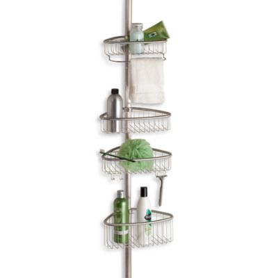 Forma Stainless Steel Caddy Pole