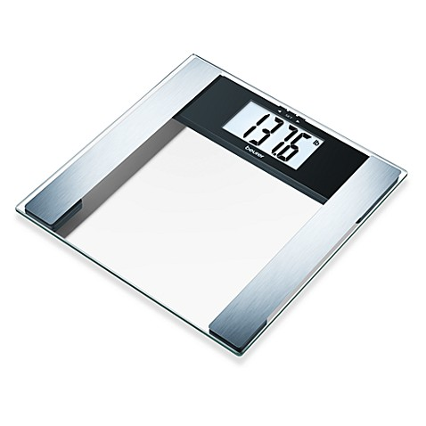 beurer body analysis bathroom scale bed bath beyond With bathroom scales at bed bath and beyond