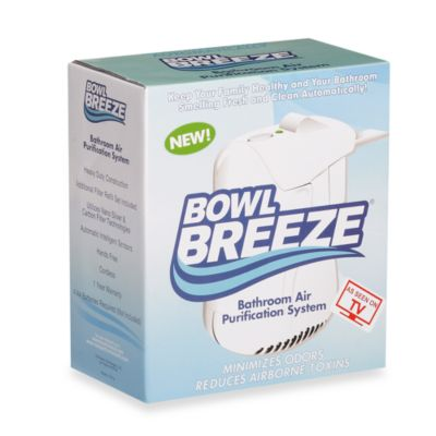 Bowl Breeze® Bathroom Air Purification System