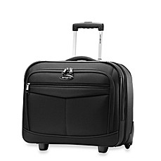 Samsonite® Silhouette 12 Mobile Office Tote - Black
