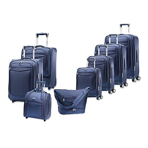 Samsonite® Silhouette 12 Spinner Upright Luggage - Blue