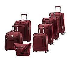 Samsonite® Silhouette 12 Spinner Upright Luggage - Red