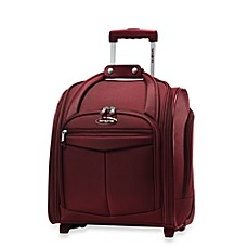 Samsonite® Silhouette 12 Rolling Tote - Red