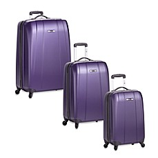 Delsey® Helium Shadow Luggage - Purple