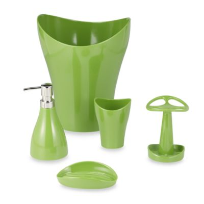 Umbra® Curvino Green Waste Basket