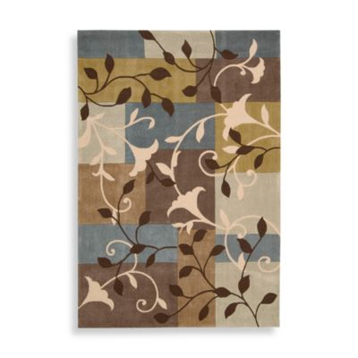 Flowers Home Decor Rugs
